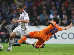 Gruppenspiel in der Champions League zwischen Porto und Chelsea