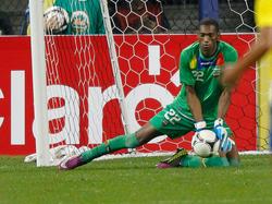 Alexander Dominguez muss um die Teilnahme bei der WM zittern