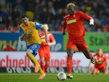 Den ehemaligen Bundesligaprofi Bancé zieht es nach Kasachstan