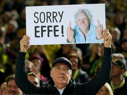 """Sorry Effe!"""