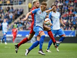 Jonathan Schmid verstärkt zur neuen Saison den FC Augsburg