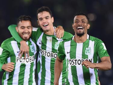 El Atlético Nacional sigue derecho hacia el título. (Foto: Getty)