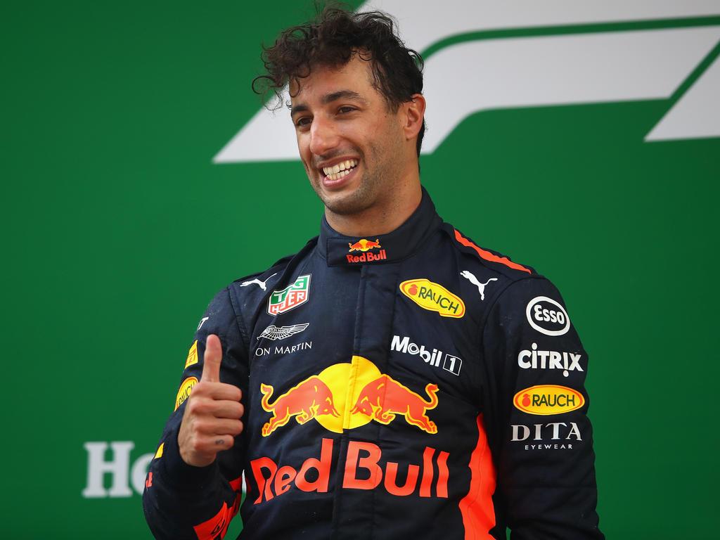 Daniel Ricciardo ist die heißeste Aktie auf dem Transfermarkt der Formel 1