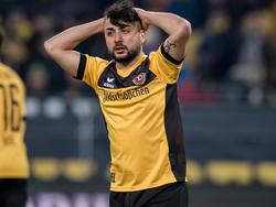 Aias Aosman wird beim Saisonfinale fehlen