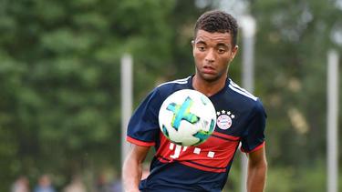 Timothy Tillman läuft in der neuen Bundesliga-Saison für den Club auf