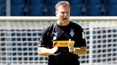 Fordert wieder die Konzentration auf das Wesentliche: Gladbach-Coach Dieter Hecking