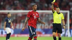 Wie lange trägt Jerome Boateng noch das Trikot des FC Bayern?