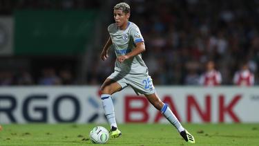 Amine Harit spielt seit vergangenen Sommer für den FC Schalke 04