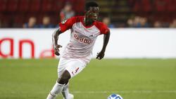 Amadou Haidara steht noch bei RB Salzburg unter Vertrag