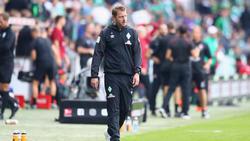 Mit Bremen in der Erfolgsspur: Werder-Coach Florian Kohfeldt