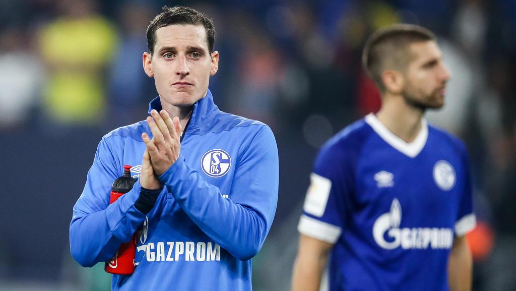 Sebastian Rudy will mit dem FC Schalke noch viel erreichen