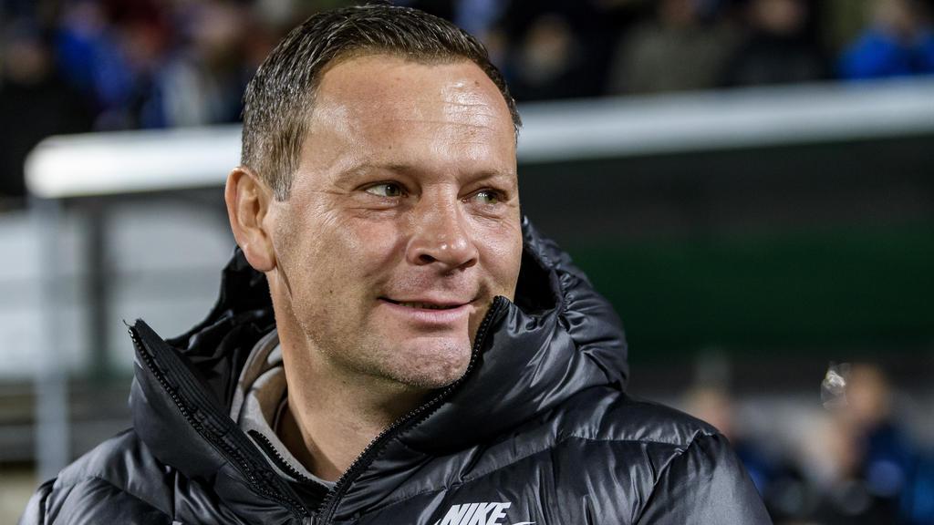 Hertha-Coach Dárdai hofft auf attraktives Pokal-Los
