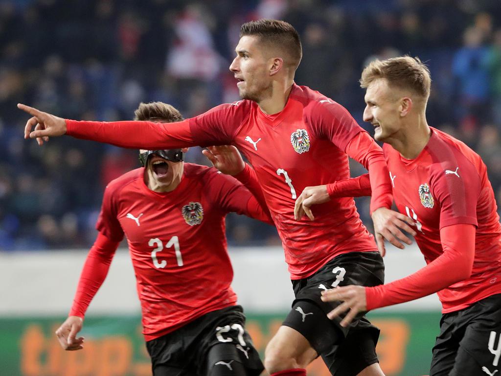 U21 Em Qualifikation News Geschafft Osterreich Ist Bei Der U21 Em