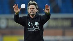 Arminia Bielefeld hat sich von Jeff Saibene getrennt