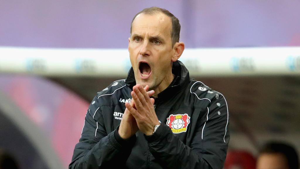 Trainer Von Leverkusen
