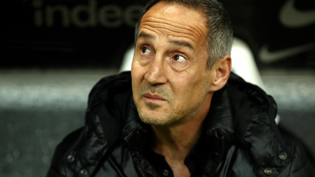Adi Hütter verliert mit Frankfurt gegen Flamengo