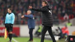 Markus Weinzierl weiß um die prekäre Situation des VfB