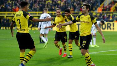 El equipo amarillo ha dejado pasar la ocasión de sumar otros tres puntos. (Foto: Getty)