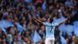 Raheem Sterling es jugador del Manchester City. (Foto: Getty)