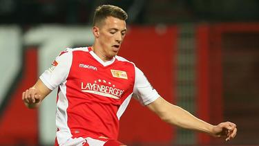 Nicolai Rapp flog gegen Fürth mit Rot vom Platz