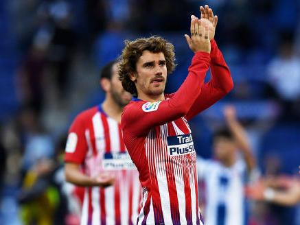 Antoine Griezmann sagt Atlético Madrid adiós. © Getty Images/Álex Caparrós