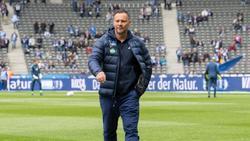 Gibt bei Hertha seinen Abschied: Pál Dárdai