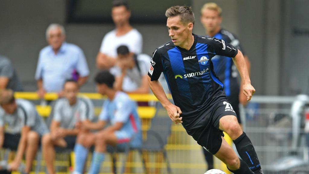 Der VfB Stuttgart soll an Philipp Klement interessiert sein