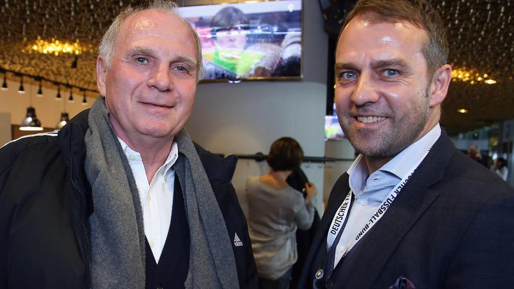 """FC Bayern: Uli Hoeneß verteidigt Transfer-Politik: """"Sollten jetzt ..."""