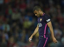 Rafinha podría abandonar el Barça. (Foto: Getty)