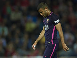 Rafinha fehlt dem FC Barcelona bis zu vier Monate