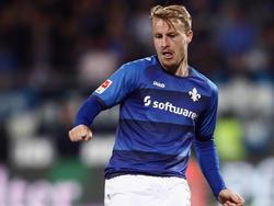 Fabian Holland hat seinen Vertrag in Darmstadt verlängert
