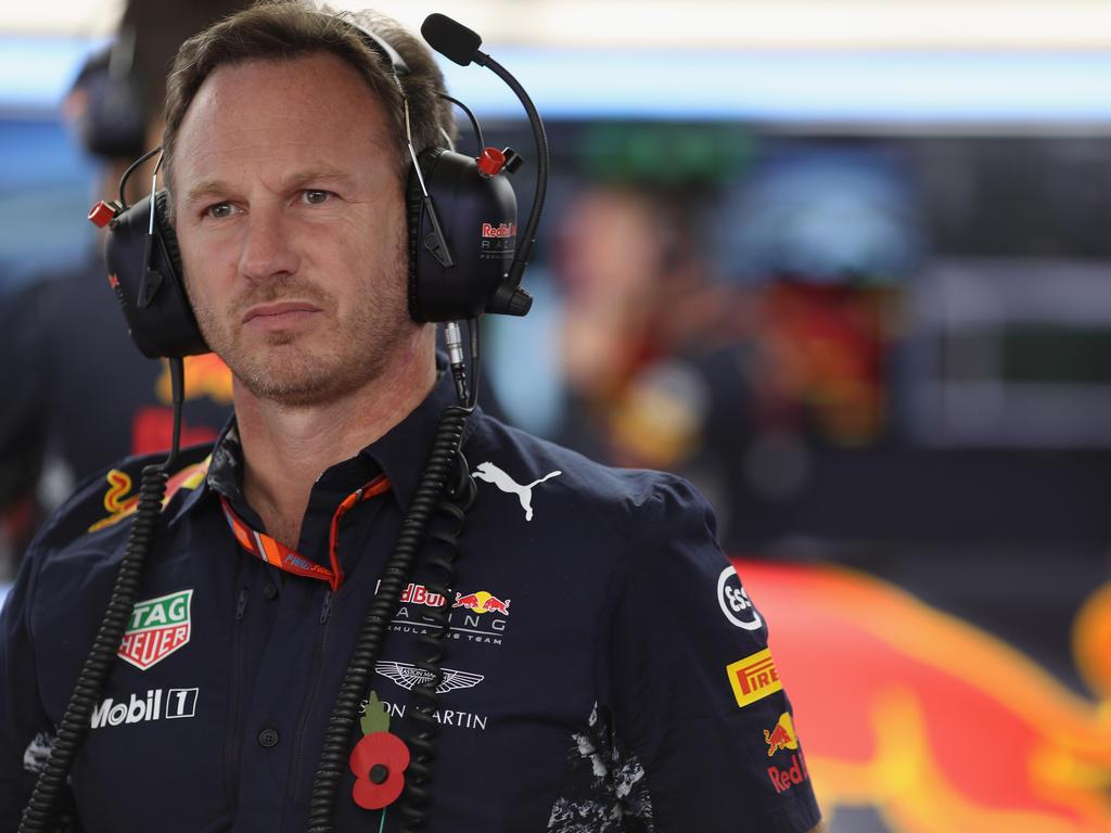 Christian Horner kann mit der Kritik von Niki Lauda nicht viel anfangen