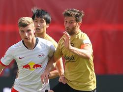Werner sobaba para el Bayern, pero ahora se quedará en Leipzig hasta 2023.
