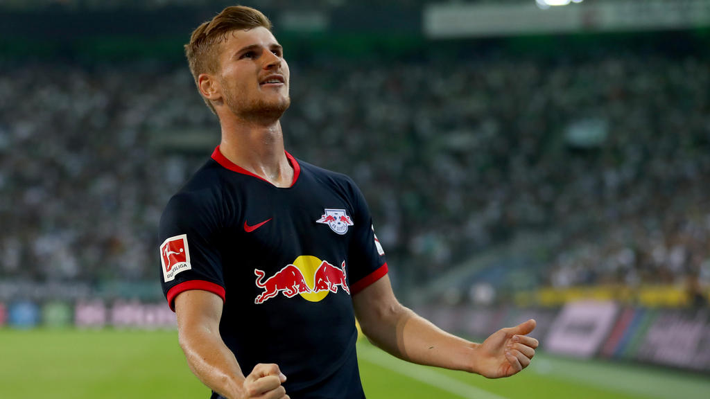 Timo Werner will gegen die Bayern treffen