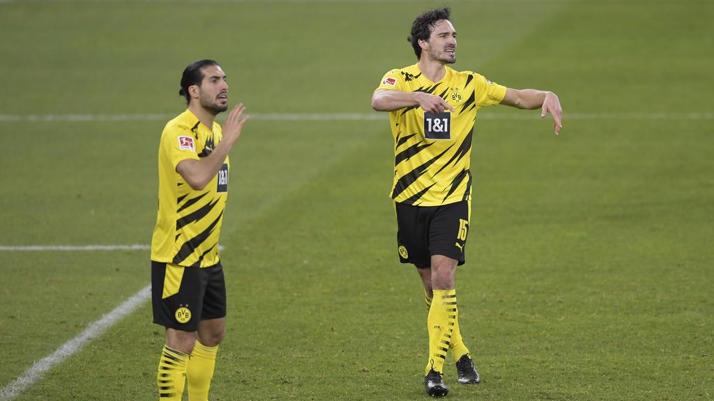Mats Hummels und Emre Can sind zurück beim BVB