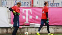 """Manuel Neuer hat """"vollstes Vertrauen"""" in Bayern-Ersatzmann Christian Früchtl"""