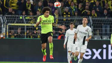 BVB-Profi Axel Witsel wird mit Juventus in Verbindung gebracht
