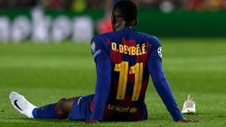 Fällt erneut mehrere Monate aus: Ousmane Dembélé
