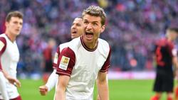 Thomas Müller bleibt beim FC Bayern