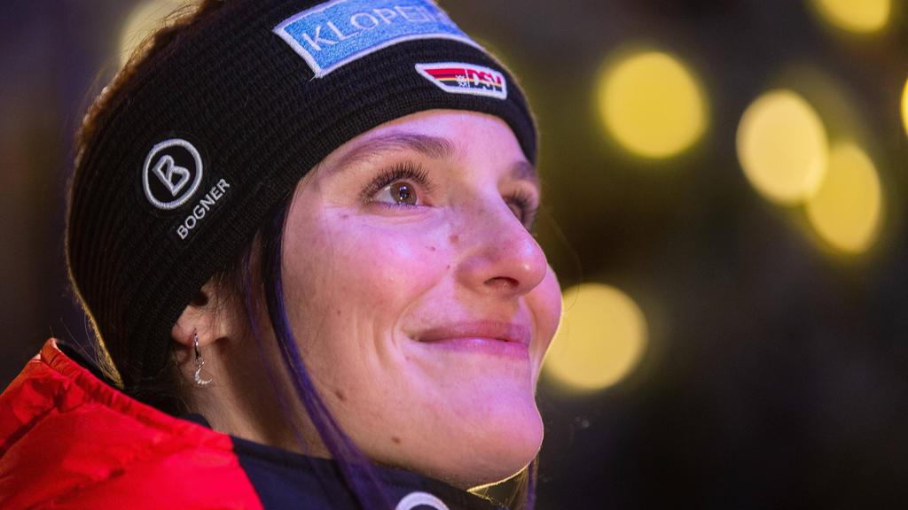 Christina Ackermann beendet ihr Karriere