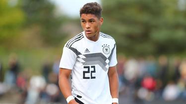 Wechselt  zum FC Bayern: Armindo Sieb