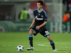 Schalkes Mann für die Defensive: Christoph Moritz