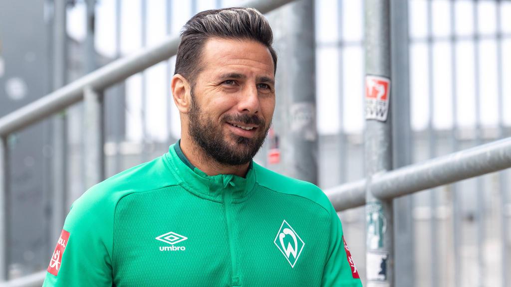 Längst eine Legende: Claudio Pizarro