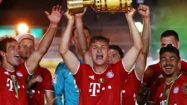 Joshua Kimmich will die Champions League mit dem FC Bayern gewinnen