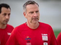 Erste Niederlage für Dominik Thalhammer als LASK-Trainer