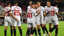 Der FC Sevilla steht einmal mehr im Finale der Europa League