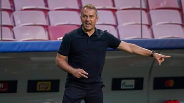Auch Hansi Flick vom FC Bayern hat das Halbfinale der Champions League erreicht
