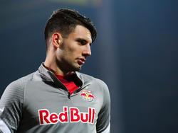 Dominik Szoboszlai bleibt offenbar der Red Bull-Familie erhalten