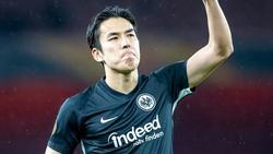 Makoto Hasebe will mit Eintracht Frankfurt in die Champions League