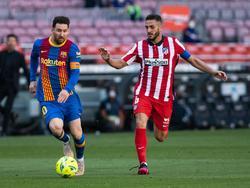 Messi mit Barcelona nur 0:0 gegen Atlético